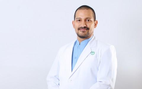 Muhammad Alkaaf, Dr.