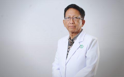 Zubairi Djoerban, Sp.PD-KHOM, Prof, dr