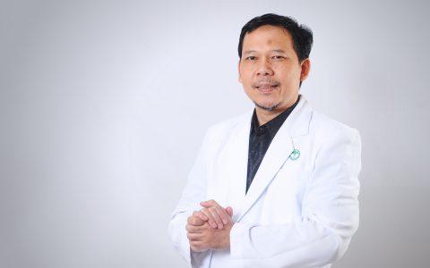 Achmad Fauzi Kamal, Sp.OT(K), Dr.dr
