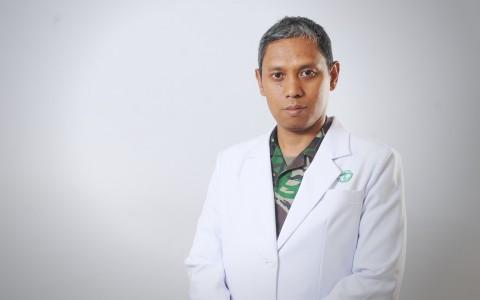 Moh. Andi Fatkhurokhman, Sp.THT -KL, Dr.