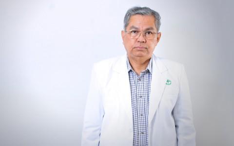 Hendarmin Syafei, Sp. JP (K), FIHA, Dr.
