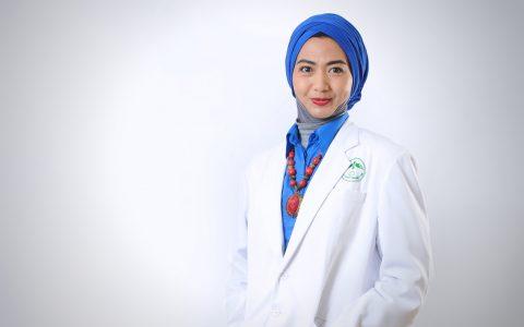 Indah Fauziah, Sp. OG, dr