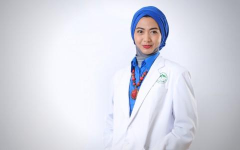Indah Fauziah, Sp. OG, Dr.
