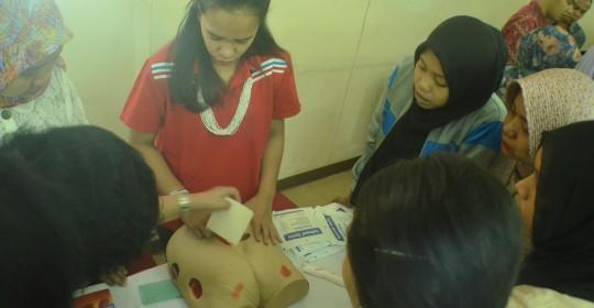"""Seminar & Workshop Keperawatan """"Metode Perawatan Luka Terkini Pada Kanker Payudara (Paliative Care) Serta Peluang Praktek Mandiri Keperawatan"""""""