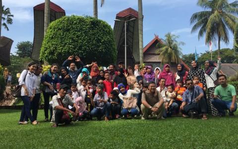 FAMILY GATHERING PASIEN KEMOTERAPI ANAK RS KRAMAT 128