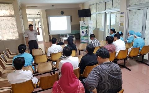 Kuliah Dr. Sugiono Somoastro, Sp.PD – KHOM : Kenali Faktor Resiko Kanker Payudara?