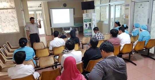 Kuliah Dr. Sugiono Somoastro, Sp.PD – KHOM : Kenali Faktor Resiko Kanker Payudara